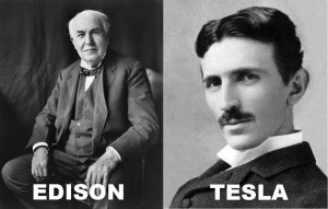 TeslavsEdison